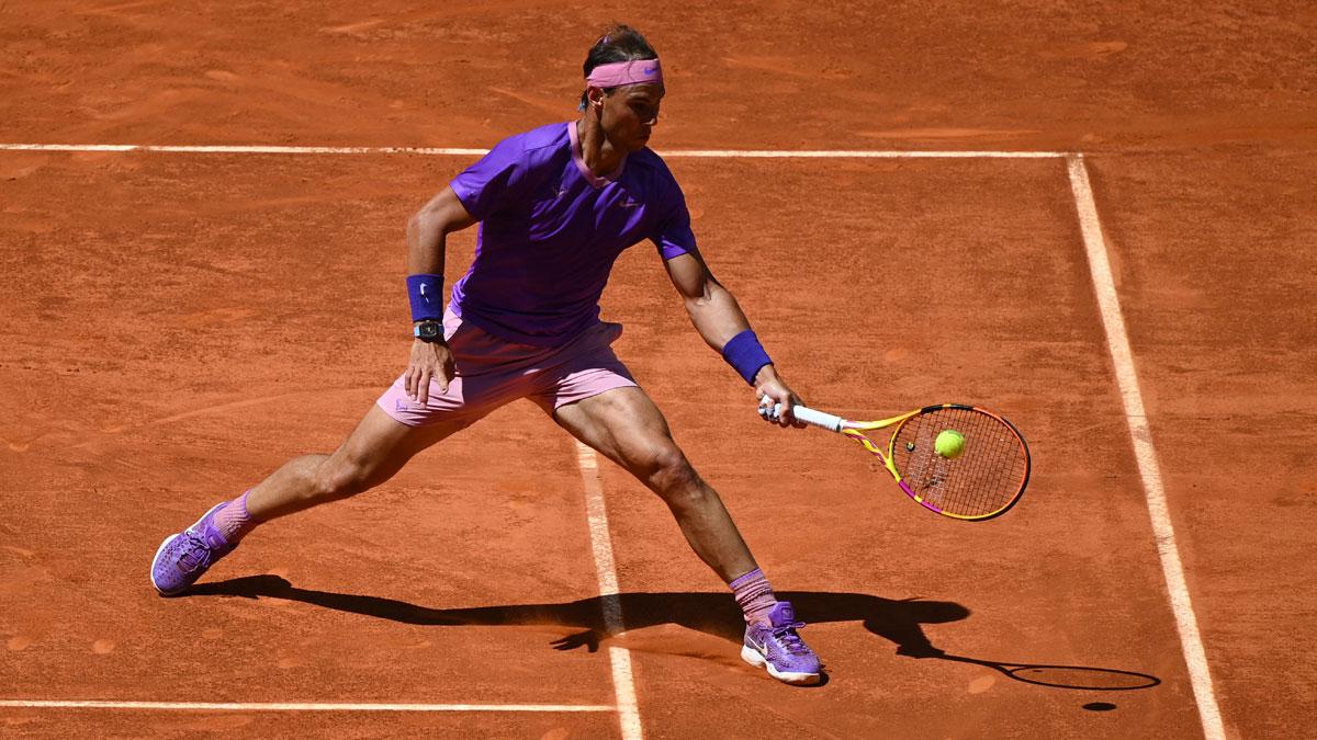 Rafa Nadal – Sinner: partido del Masters 1000 de Roma en directo