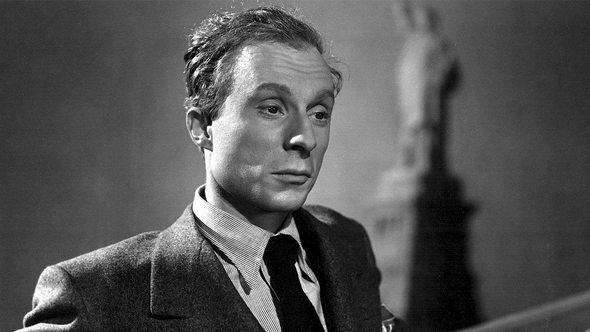 Norman Lloyd en «Sabotaje»