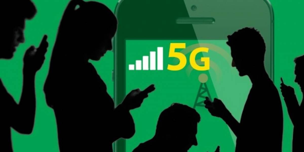 Tecnología 5G,