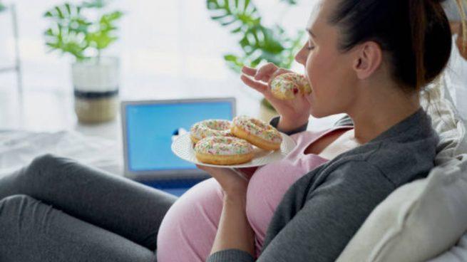 gestionar antojos embarazo