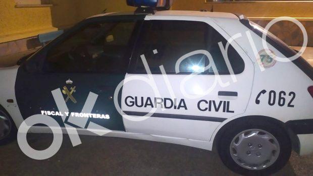 El lamentable estado de los vehículos de la Guardia Civil que luchan contra la inmigración en Almería