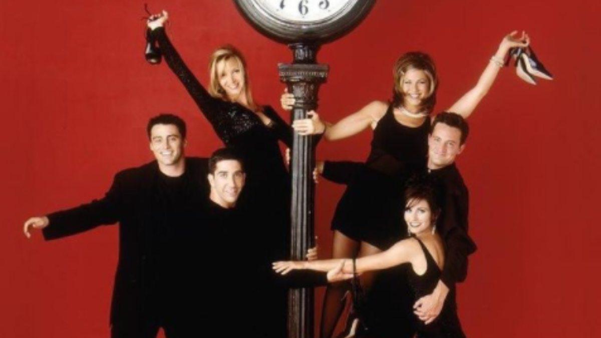 La esperada reunión de 'Friends' se estrenará el 27 de mayo