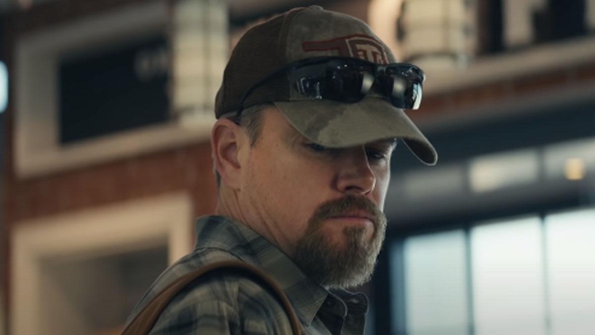 Matt Damon en «Stillwater» (Focus Features)