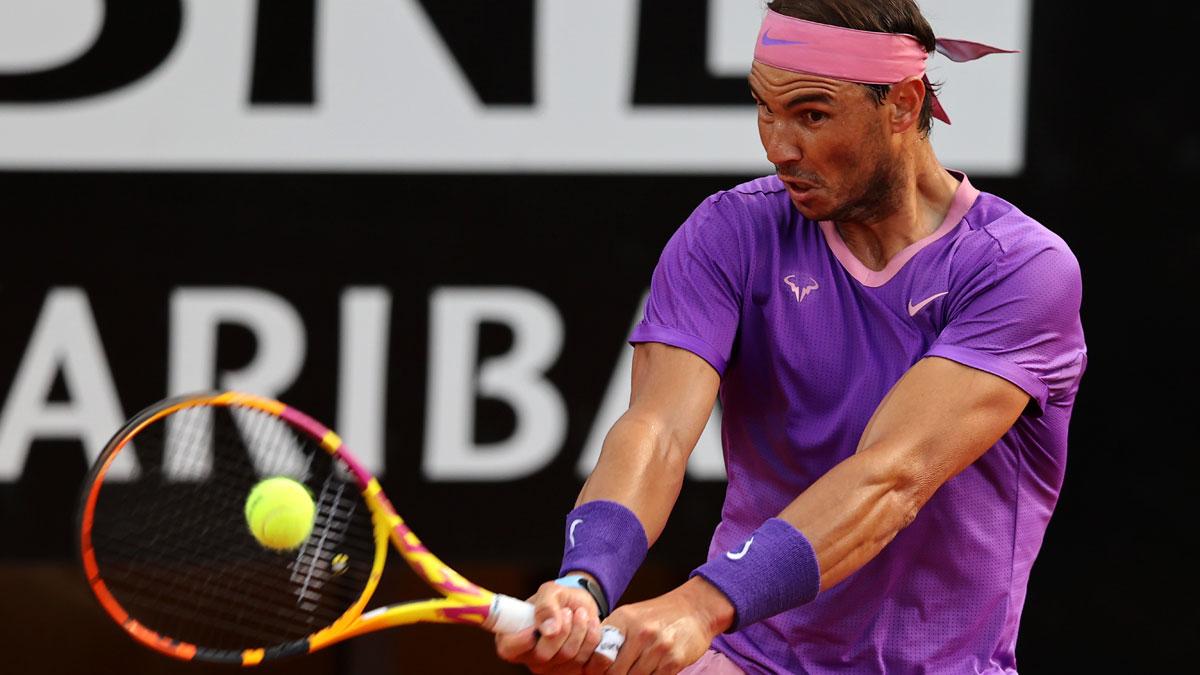Nadal – Shapovalov: partido del Masters 1000 de Roma en directo