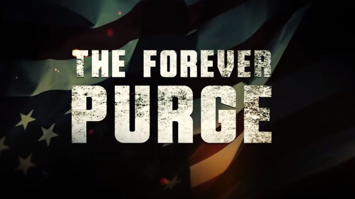 «The forever Purge» (Universal Pictures)