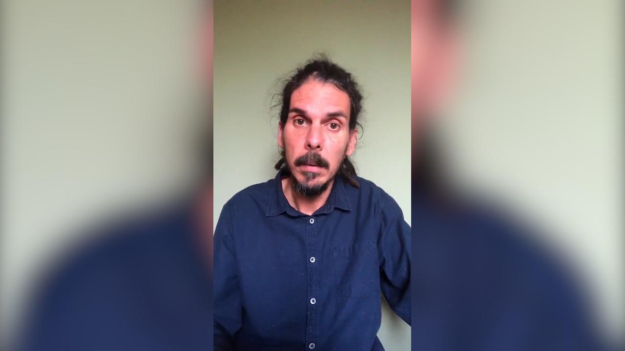 El diputado Alberto Rodríguez, hasta ahora número 3 de Podemos.