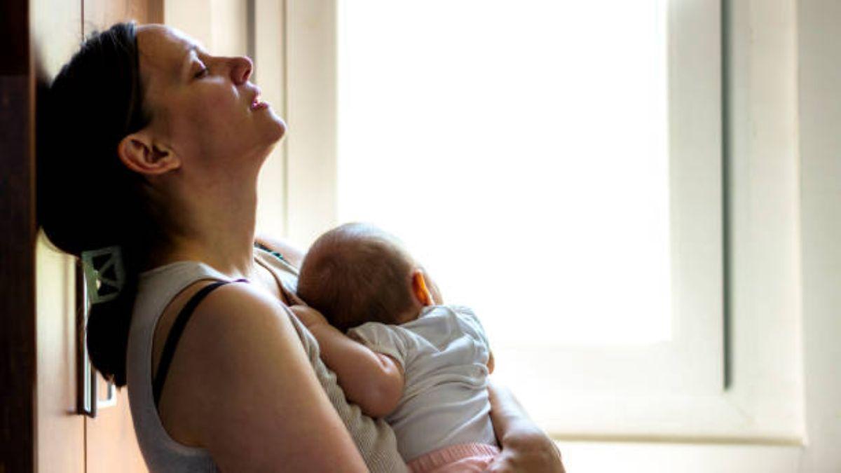 De qué modo puede sentir el estrés el bebé de la madre