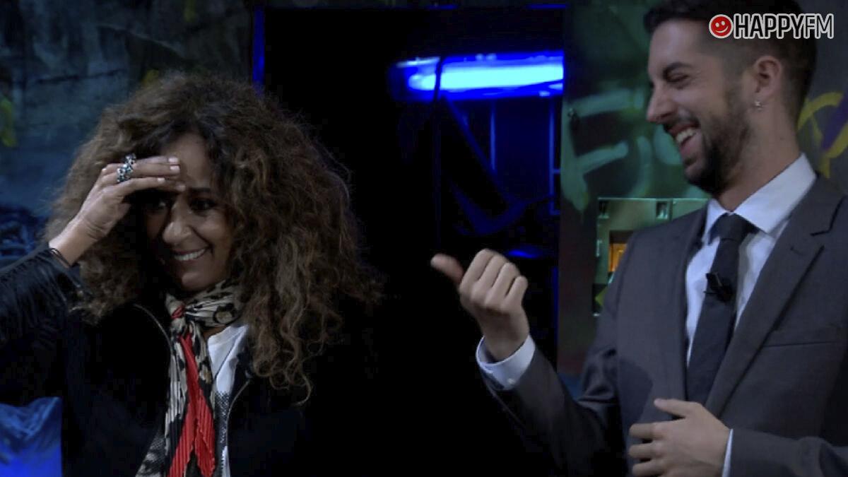 David Broncano y Rosario Flores