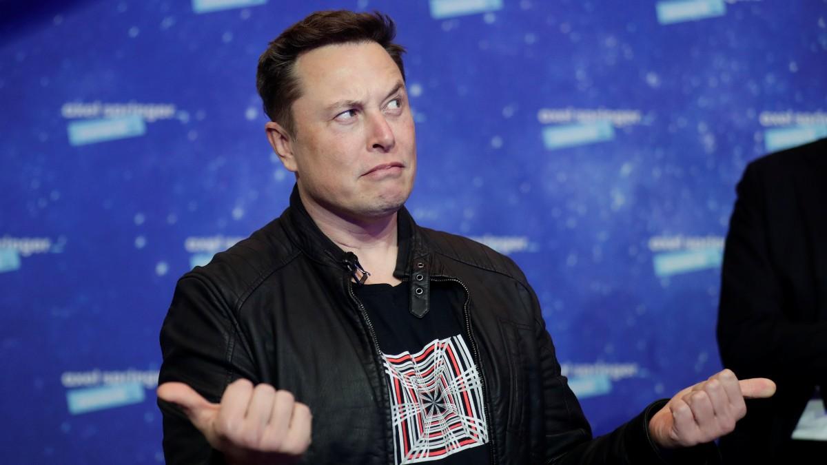 Elon Musk, fundador y máximo accionista de Tesla.