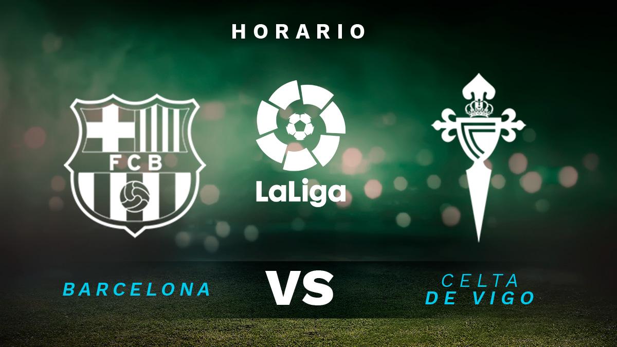 Barcelona – Celta: jornada 37 de la Liga Santander.