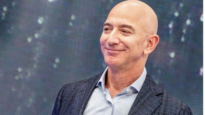 Yate Jeff Bezos