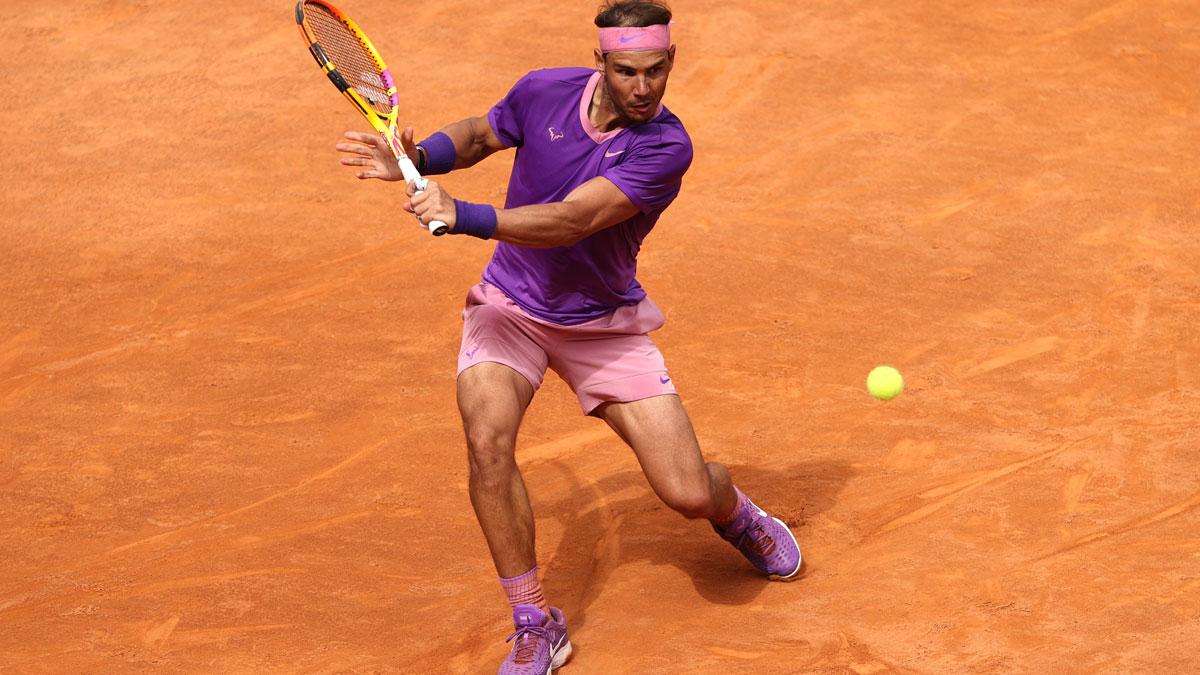 Rafa Nadal – Zverev: cuartos de final del Masters 1000 de Roma, en directo