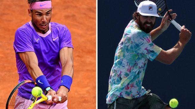 Dónde ver a Rafa Nadal hoy contra Opelka por TV y online en directo la semifinal del Masters 1000 de Roma