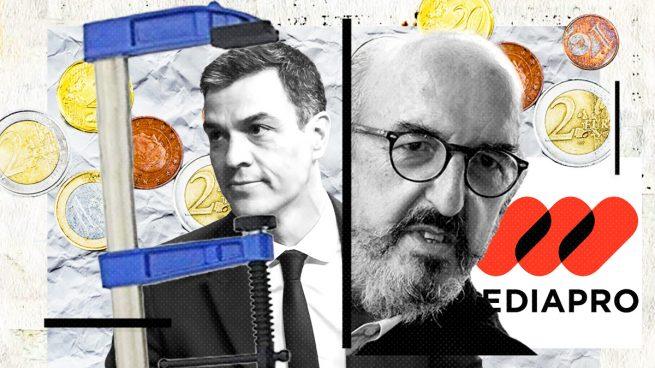 Roures pide a Sánchez el rescate de Mediapro para reflotar a la izquierda tras la derrota de Madrid