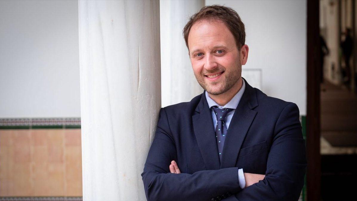 Erik Domínguez, nuevo presidente provincial del PP de Jaén (Foto: PP).