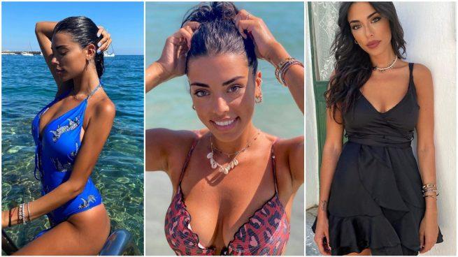 Giulia D'Urso en sus redes sociales