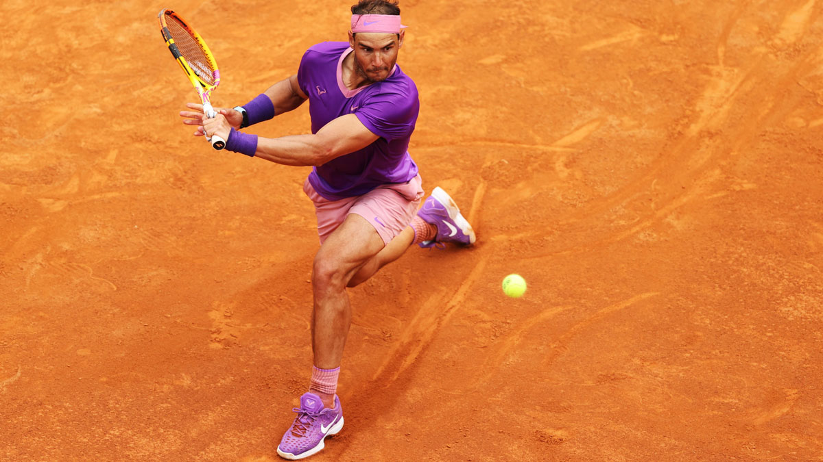 Rafa Nadal  – Opelka: semifinal de Roma en directo