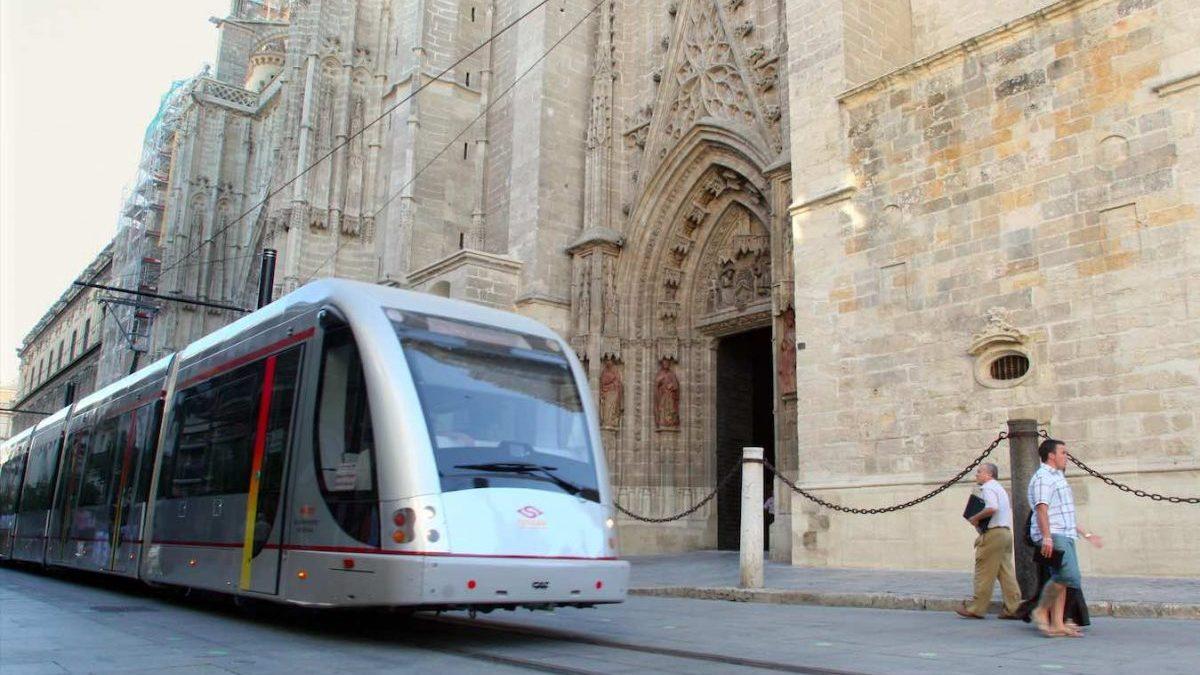 Metrocentro en Sevilla (Foto: Europa Press).