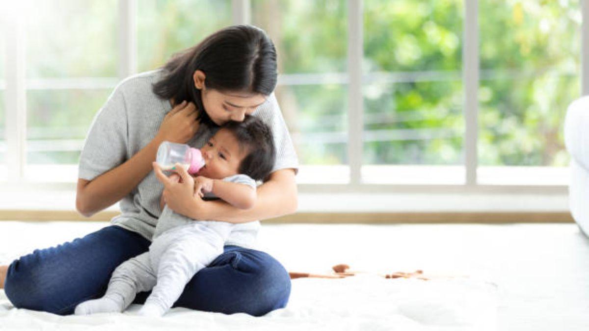 De qué modo debemos llevar a cabo la lactancia materna mixta