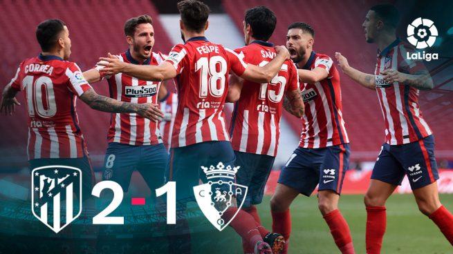 Suárez pone a tiro la Liga del sufrimiento