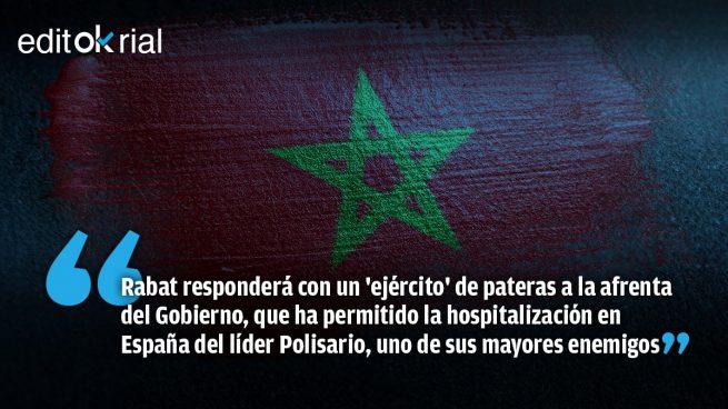 Marruecos cocina a fuego lento su venganza contra Sánchez