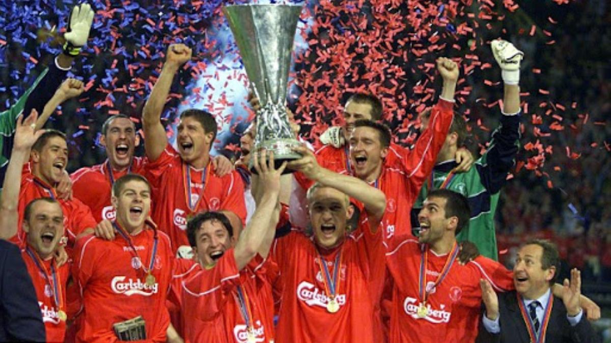 Aquel Liverpool campeón de UEFA