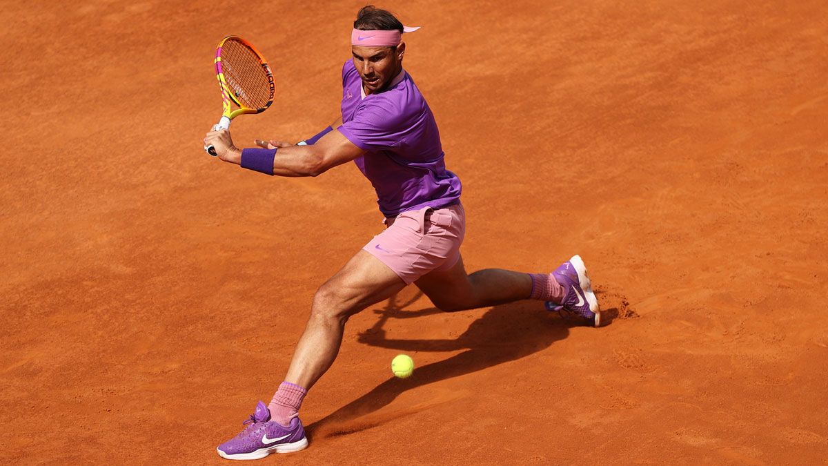 Nadal – Djokovic: final de Roma en directo