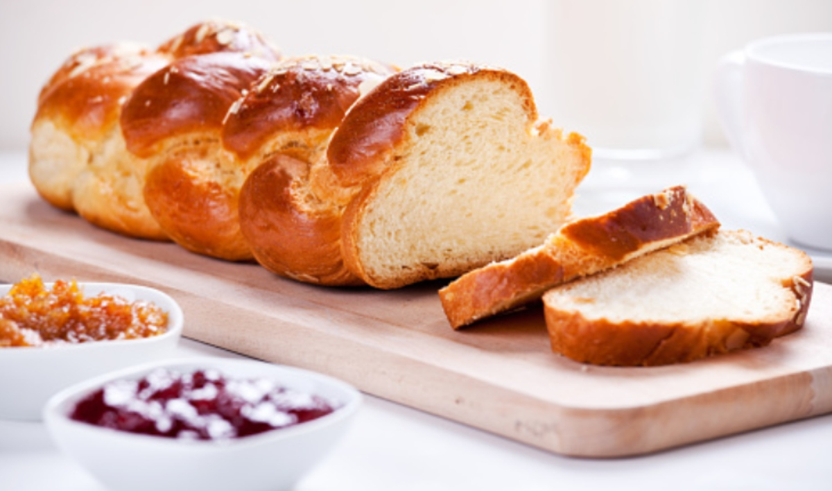 5 recetas de pan de leche para todos los gustos