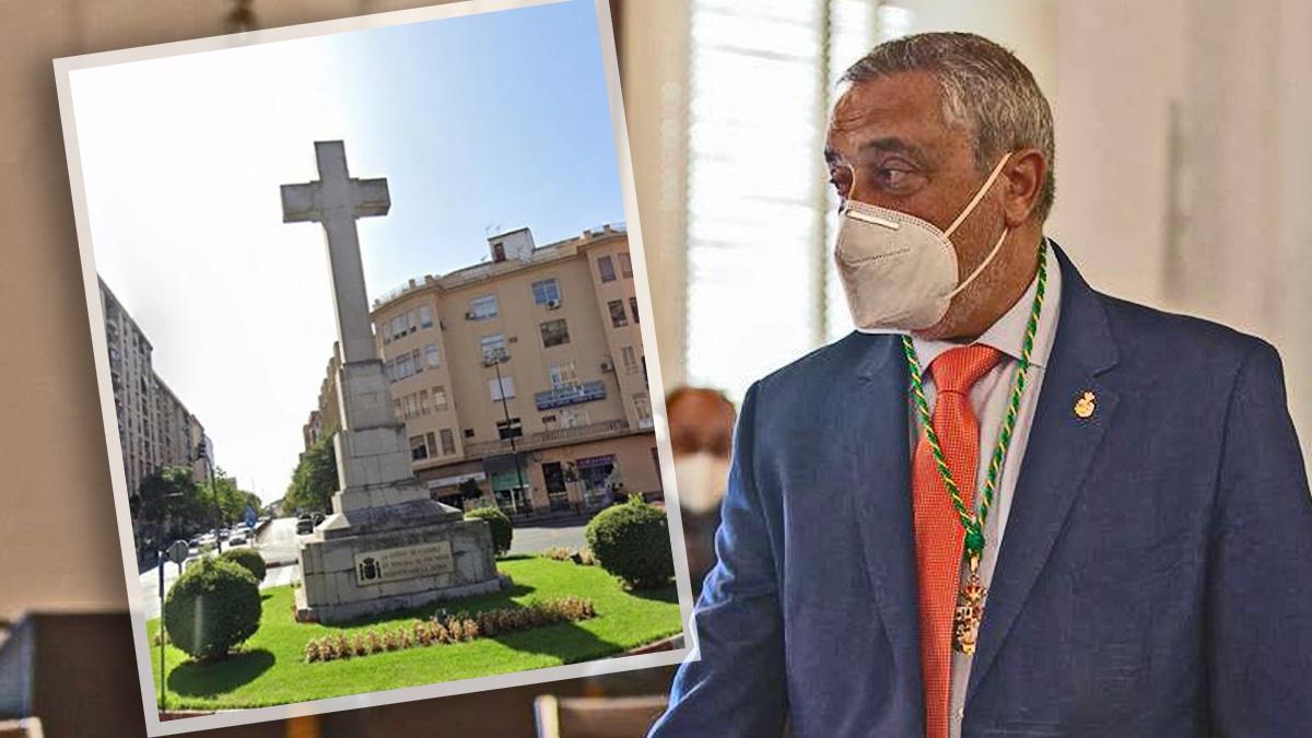 Presidente de la Diputación de Cáceres Carlos Carlos Rodríguez