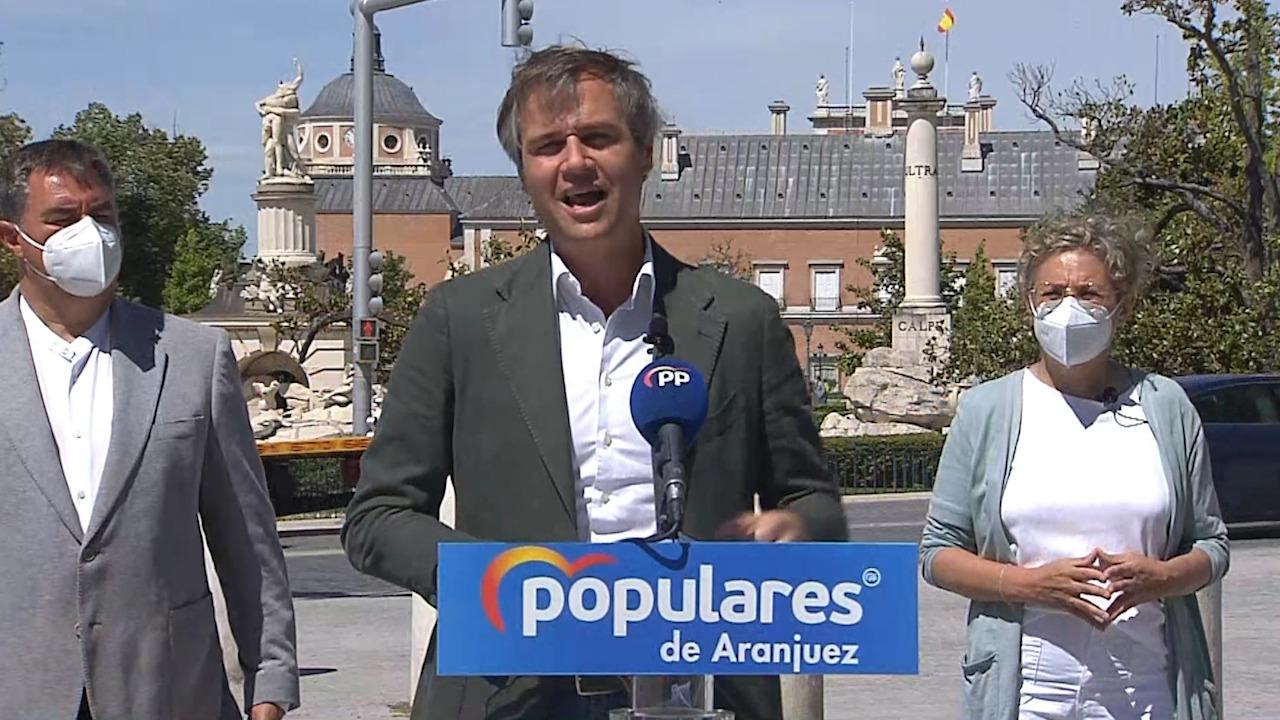 El vicesecretario de Territorial del PP, Antonio González Terol. (Imagen: EP)