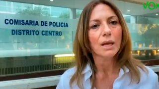 Reyes Romero, diputada de Vox.