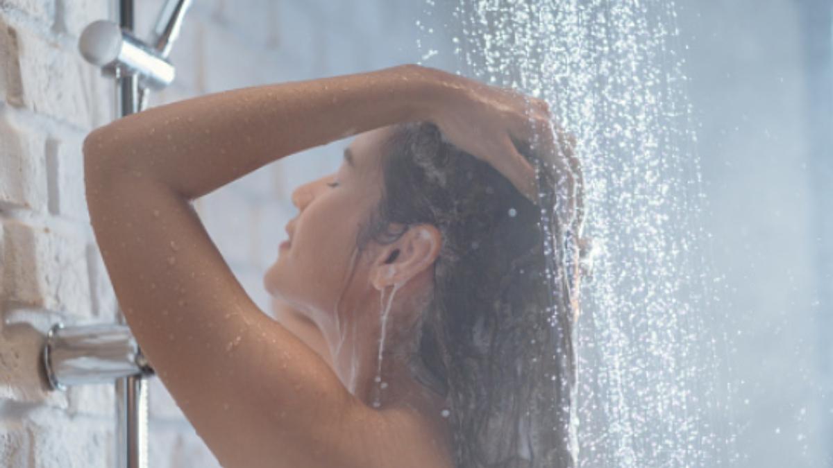 Cómo aprender a ducharse con agua fría sin resfriarse