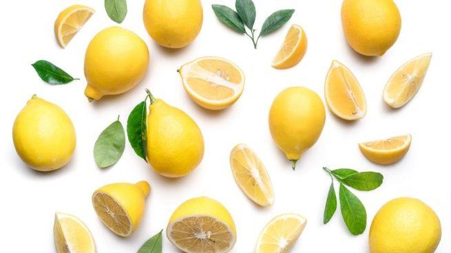 ambientador de limón casero