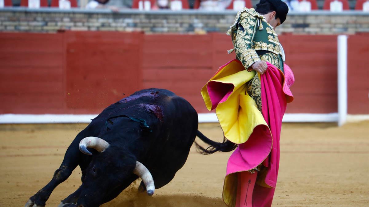 Tomás Rufo en un lance. (Foto: EFE)