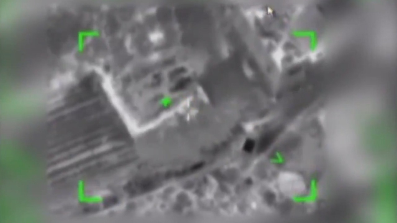 Un piloto israelí aborta un bombardeo en la franja de Gaza por la presencia de niños en la zona del objetivo. Vídeo: Twitter