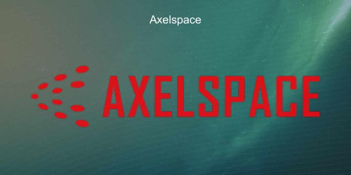 Axelspace ofrece imágenes pancromáticas de alta resolución
