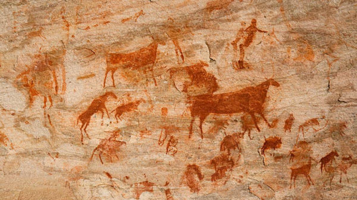 Cómo y porqué se están borrando las pinturas rupestres más antiguas del mundo