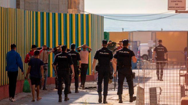 Policías Ceuta