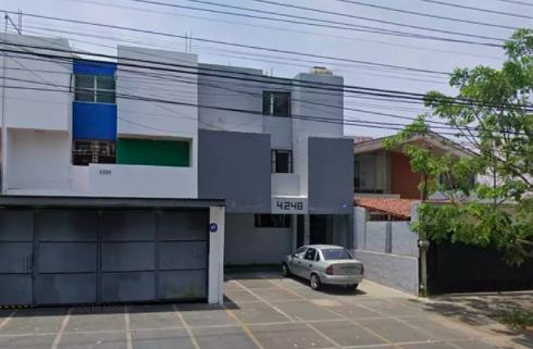 Sede de la sociedad Creative Advice Interactive Group SA en una barriada mexicana.