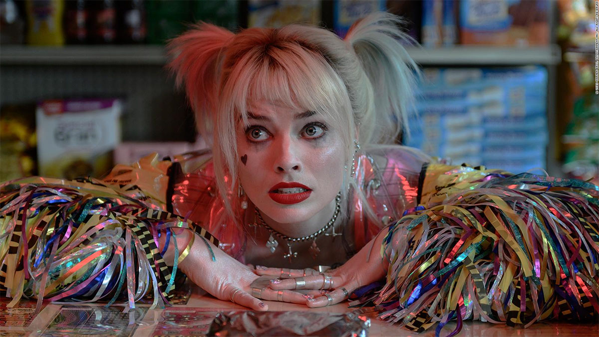 Margot Robbie en «Aves de presa» (Warner)