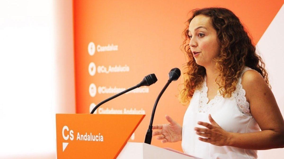 Marta Escrivá, exviceconsera de Educación y Deporte de la Junta de Andalucía.