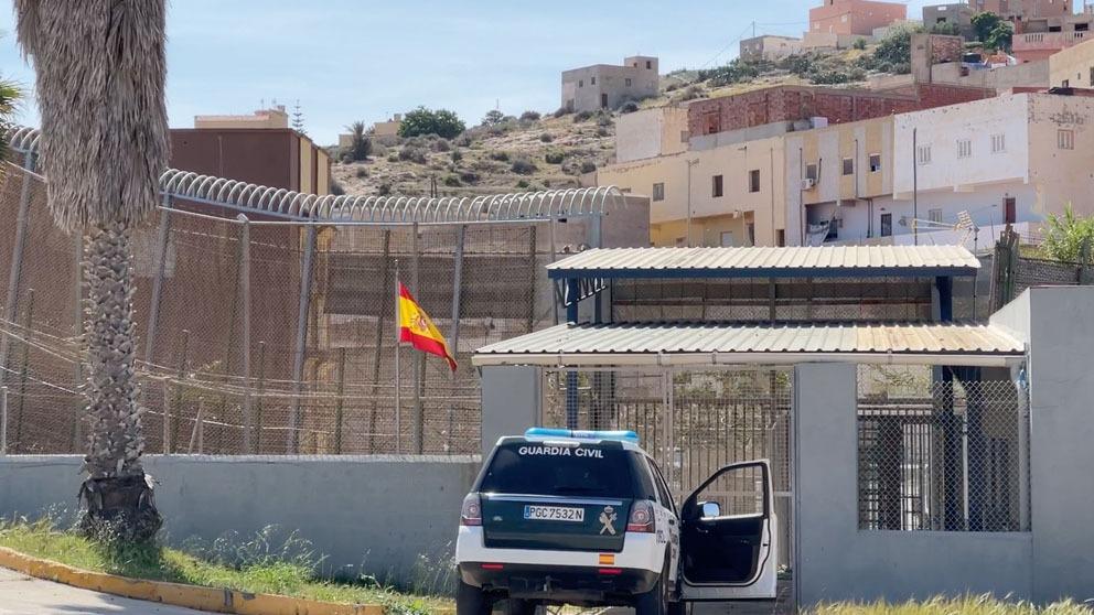 Valla de Melilla.