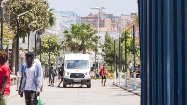 Seis avalanchas de inmigrantes ilegales marroquíes registradas en Melilla en apenas 12 horas