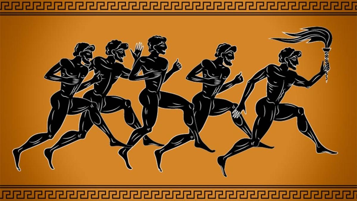 Olimpiadas en la Antigua Grecia