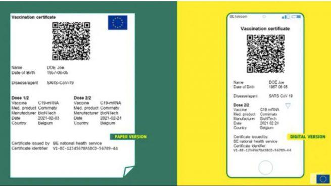 Claves para entender el pasaporte Covid-19 de la Unión Europea para viajar este verano