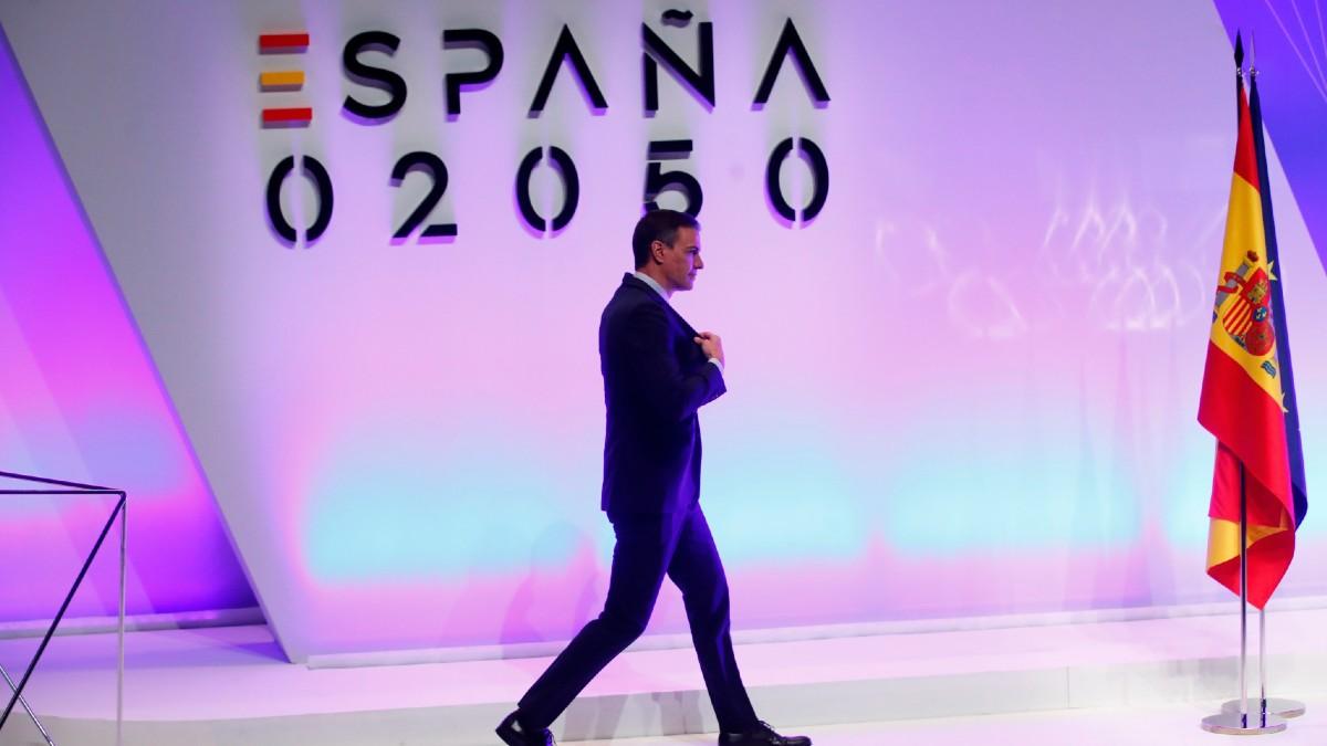 El presidente del Gobierno, Pedro Sánchez. (Foto: Efe)