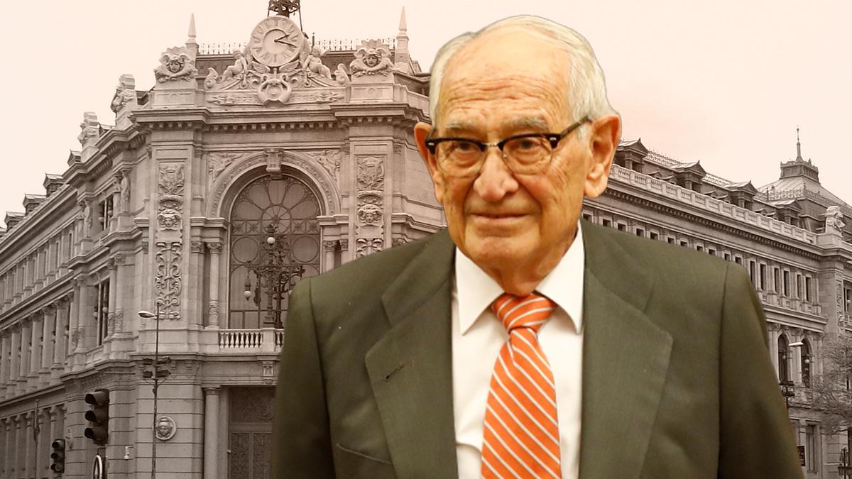 Aristóbulo de Juan, ex director general del Banco de España