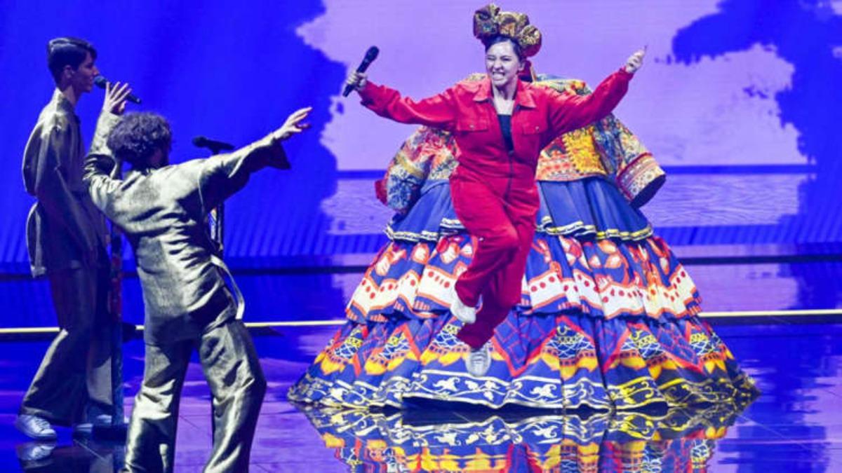 Representante de Rusia en Eurovisión 2021