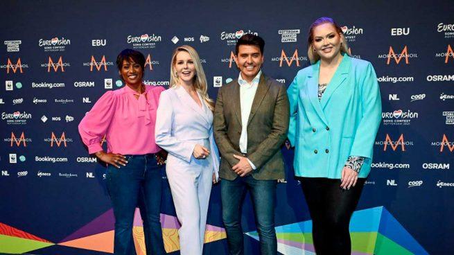 presentadores-eurovision-2021
