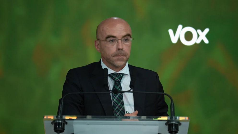 Vox sobre los posibles indultos a los golpistas del 1-O.